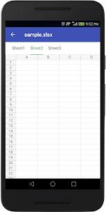 Document Viewer – Word, Excel, Docs, Slide & Sheet 3