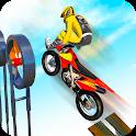 Ramp Bike - Impossible Bike Simulator Racing Games icon