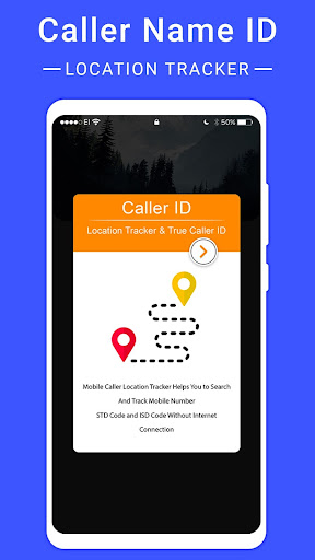 Caller ID Name Address Location App Report on Mobile Action
