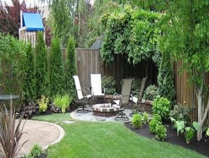 Backyard Garden Design - náhled