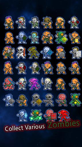 Grow Zombie inc - Merge Zombies filehippodl screenshot 12