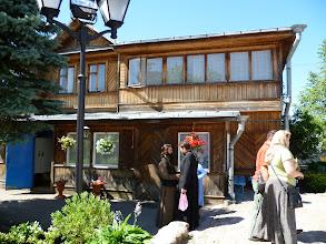 Photo: во дворе Георгиевского храма