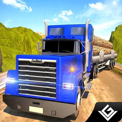越野山驅動器載貨車 模擬 App LOGO-硬是要APP