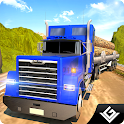 Offroad Hill Drive Cargo Truck icon