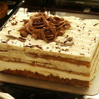 Tiramisu Italian Dessert Recipe