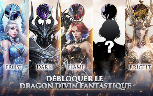 Code Triche Dragon Storm Fantasy APK MOD screenshots 2