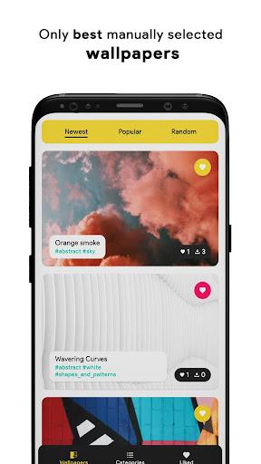 Senco - Live and animated Wallpapers screenshot 1
