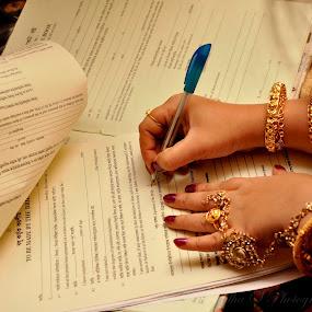 Govt. License by Aniruddha Seal - Wedding Other