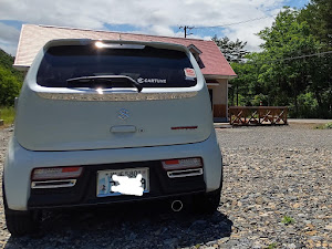アルトワークス HA36S 4WD 5MTのカスタム事例画像 マッキーさんの2019年09月08日14:22の投稿
