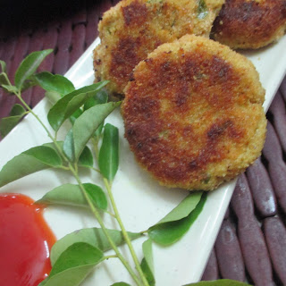 Chicken Tikki (Chicken Cutlet).