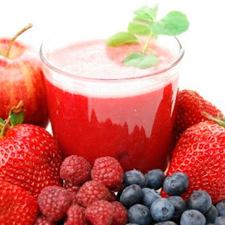 Triple Berry Booster.