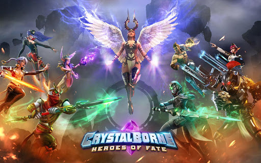 Crystalborne screenshot 15
