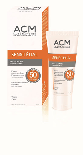 sensitelial gel piel grasa fps50 40ml Sensitelial