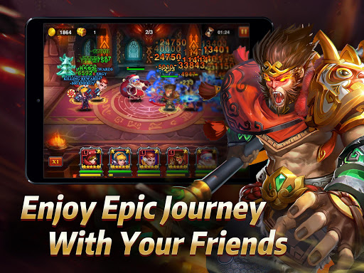 Heroes Charge HD apkslow screenshots 7