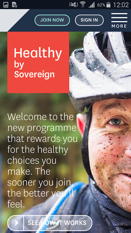 Healthy by Sovereign- screenshot