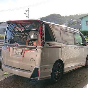 ヴォクシー ZWR80G H30 ハイブリッドVのカスタム事例画像 kanzy Team Pinst No.001さんの2020年09月03日21:50の投稿