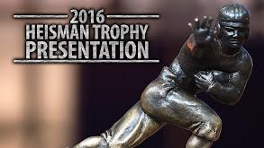 2016 Heisman Trophy Presentation thumbnail