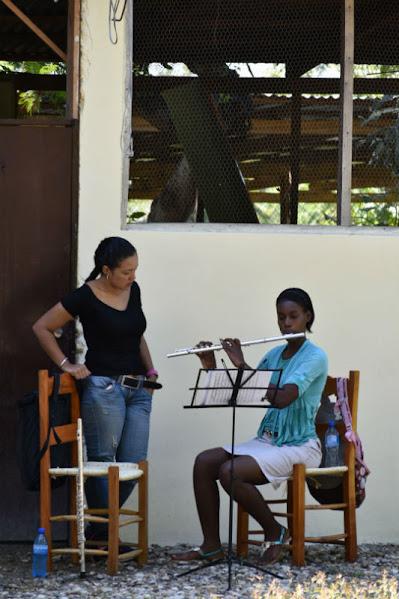 Venezuela y Haití se unen en la esencia de la enseñanza de la música