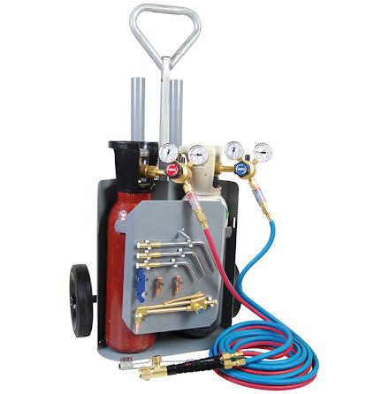 Gassvetskärra WHC11 utan regulator
