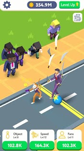Idle Juggler Screenshot