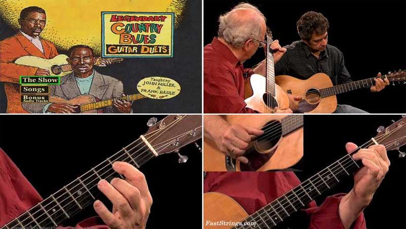 John Miller – Legendary Country Blues Guitar Duets