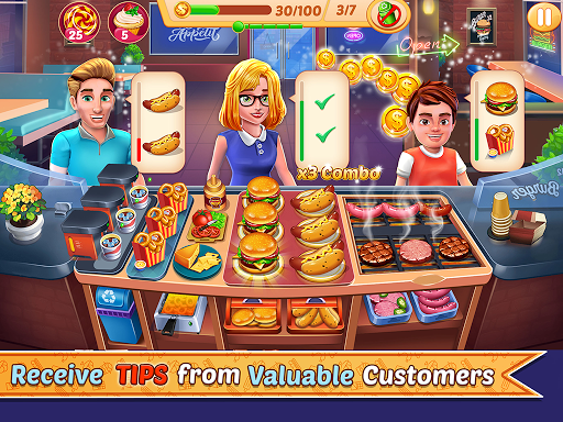 Kitchen Station Chef : Cooking Restaurant Tycoon 8.5 screenshots 16
