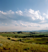 Photo: Ft. Phil Kearney State Historic Site, Wyoming