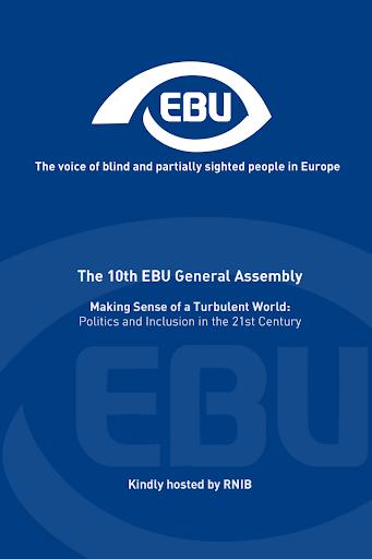 RNIB EBU 2015