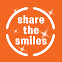 Share the Smiles icon