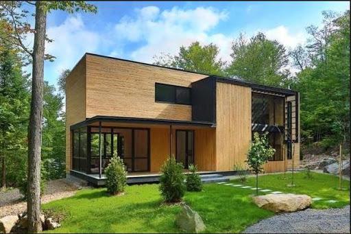 Wooden House Design 1.0 screenshots 1
