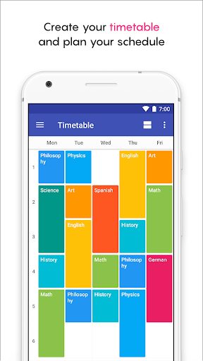 School Planner 3.14.5 screenshots 2