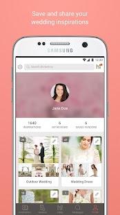 Bridestory wedding app hilda android apps on google play bridestory wedding app hilda screenshot thumbnail junglespirit Images