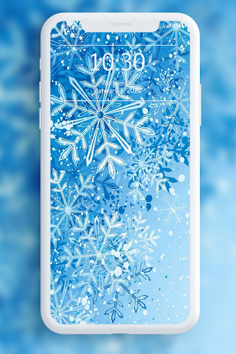 Blue Wallpaper 1.0 screenshots 5