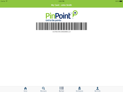 PinPoint Rewards- screenshot thumbnail