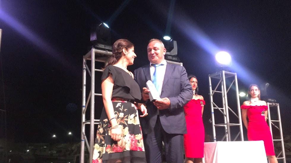 Premio Economía para Prefabricados La Morena de Huércal-Overa.