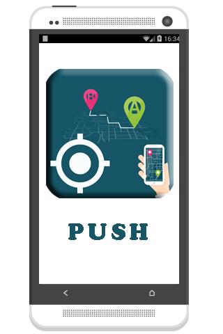 GPS 手機追蹤器位置