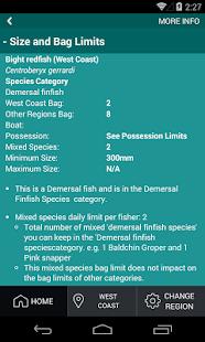 Recfishwest - náhled