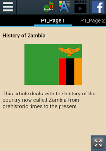 History of Zambia - náhled