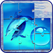 Dolphins Jigsaw Puzzle Game