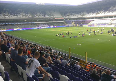La délégation des supporters d'Anderlecht reçue par le club insiste sur l'importance du match de jeudi