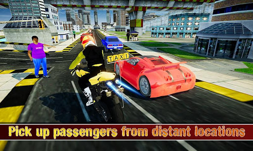 Bike Taxi Pick n Drop  screenshots EasyGameCheats.pro 2