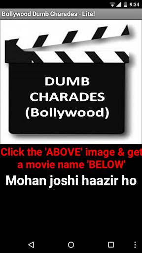 玩免費休閒APP|下載Tough Bollywood Dumb Charades app不用錢|硬是要APP