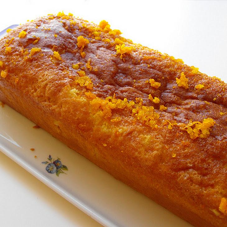 Glazed Orange Loaf Recipe