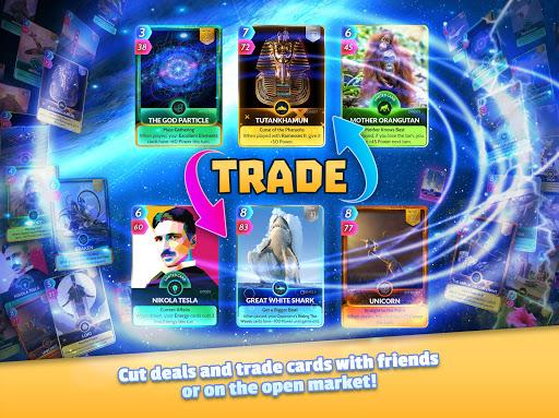 Télécharger Gratuit CUE Cards TCG mod apk screenshots 2