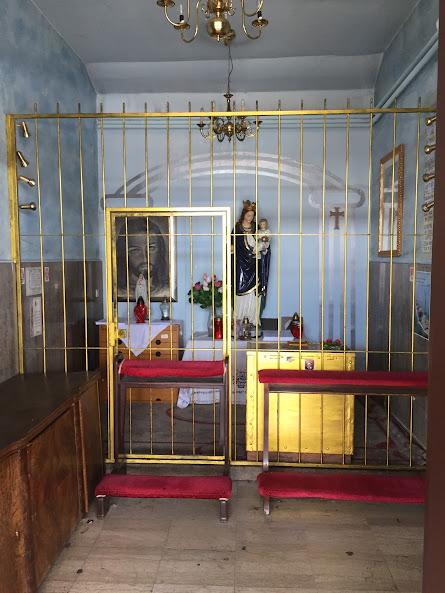 ザグレブ中央駅 礼拝堂