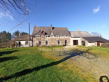 maison à Saint-Michel-et-Chanveaux (49)