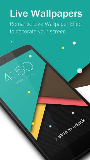 Lock Screen Nexus 6 Theme screenshot 10