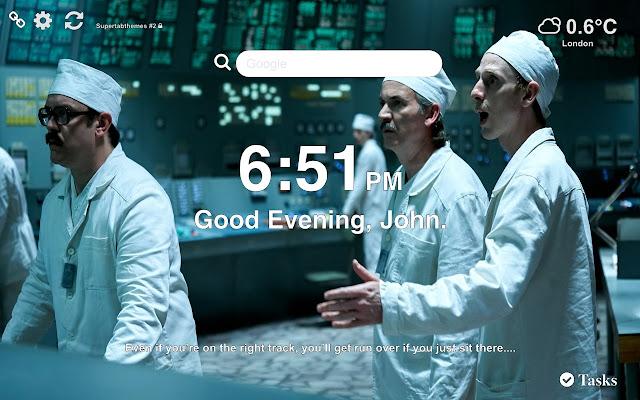Chernobyl Series HD Best Wallpaper