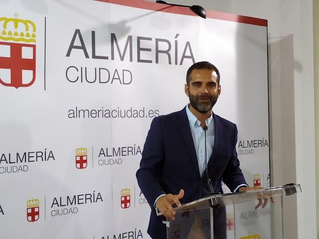 Ramón Fernández-Pacheco durante la presentación del nuevo equipo