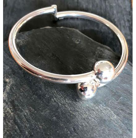 Silverarmband Dinda